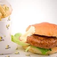 照り焼きビーフハンバーガー